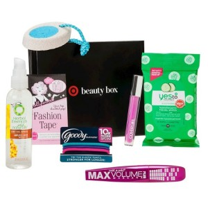 Head of Class Beauty Box