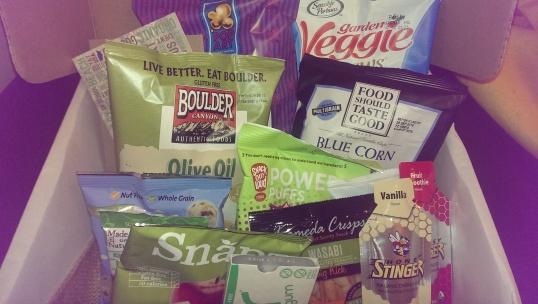 Snack Sack July 2015