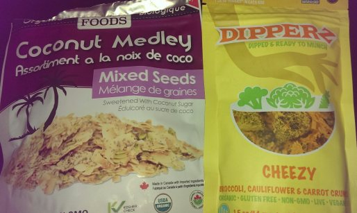 INNO Specialty Foods Coconut Medley and Wonderfully Raw Dipperz