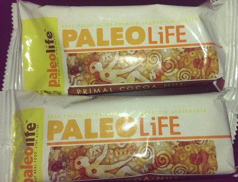 Paleo Life bars