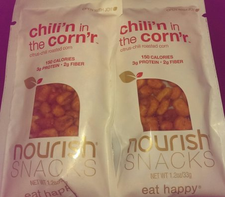 Nourish corn chips
