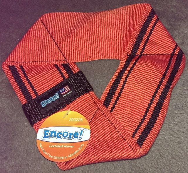 Encore firehose toy