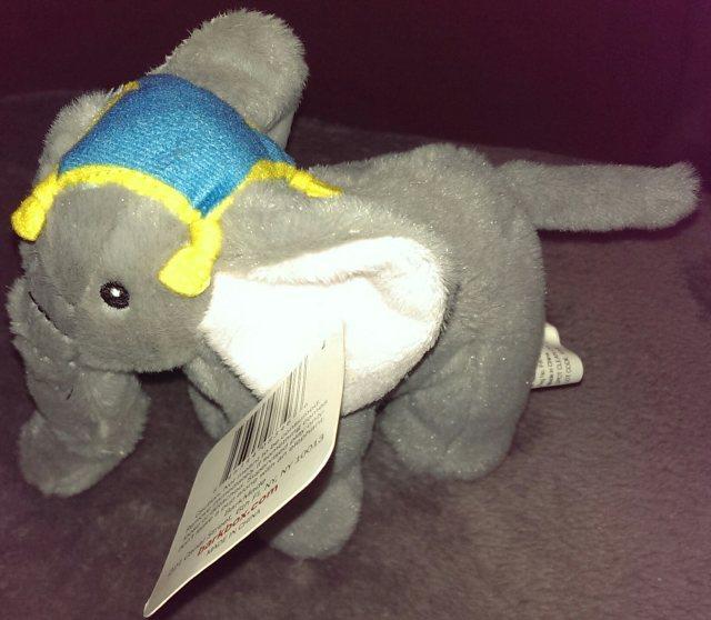BarkMade Circus Elephant
