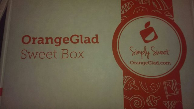 Orange Glad box