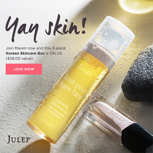 Julep free box offer