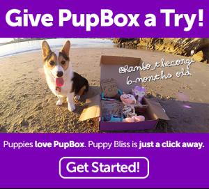 pup box coupon