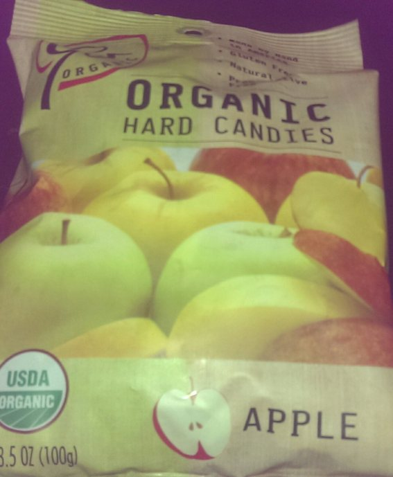 Go Organic candy