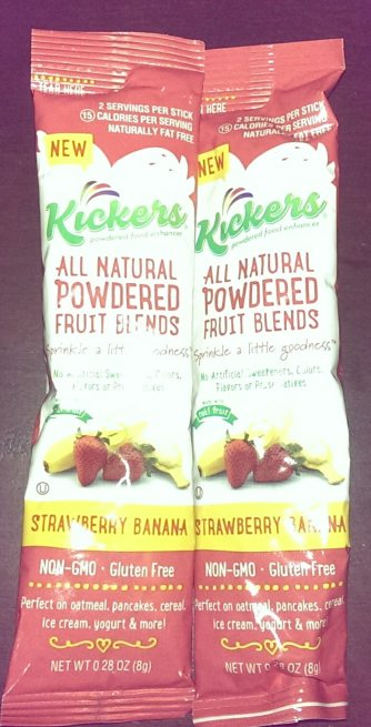 Kickers fruit blends