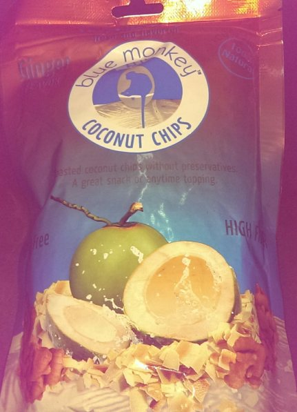 Blue Monkey coconut chips