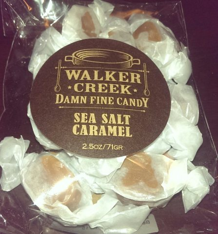 Walker Creek caramels