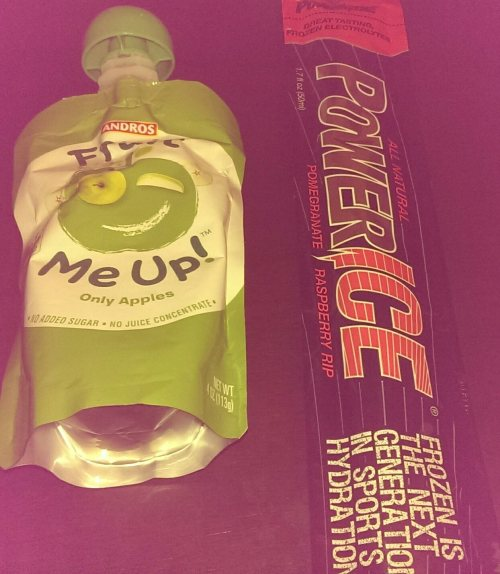 Fruit Me Up and Power Ice