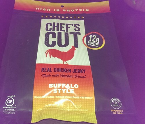 Chef's Cut chicken jerky
