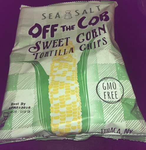 Off the Cob tortilla chips