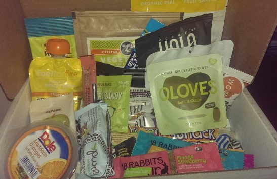November Great Kids Snack Box
